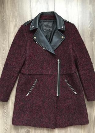 ♥️шерстяне пальто new look