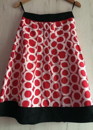 Шикарная юбка laura ashley, англия