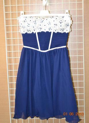 Отличное платье для выпускного или праздника little mistress london