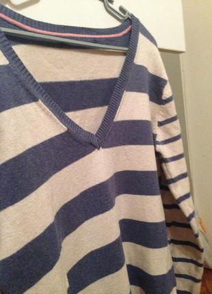 Мягкий свитер джемпер