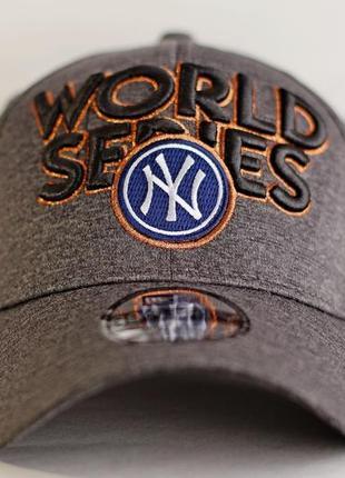 Кепка \ бейсболка с логотипом new york yankees \ newera \ mlb