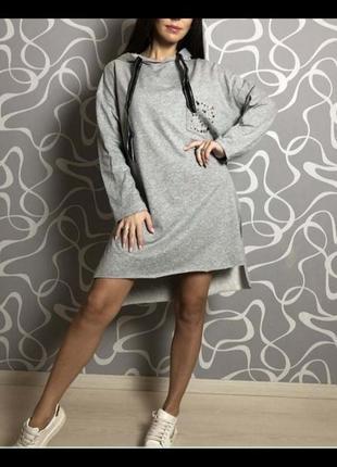 _new_  стильное!!! oversize спортивное платье !!!
