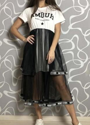 _new_  хит продаж_ !!! оочень!!! стильная модель платья !!!
