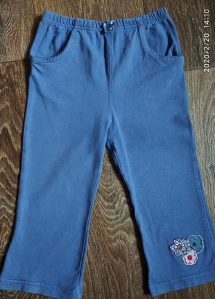 Спортивные штанишки на рост 86-92