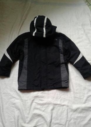 Куртка трансформер рост 128 см