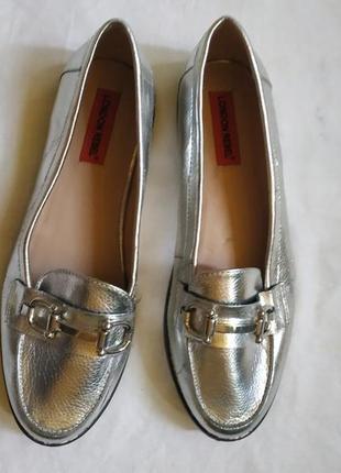 Туфли лоферы london rebel в стиле gucci loafers