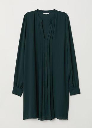 Туника платье удлиненная блуза