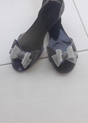 Пляжная обувь, балетки