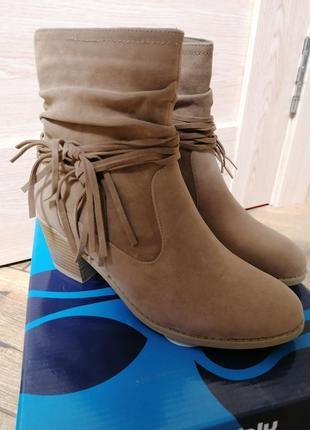 Ботинки inblu. мега удобные.