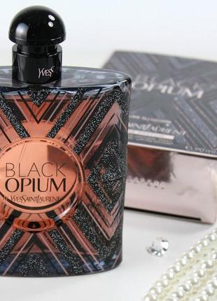 Yves saint laurent black opium pure illusion парфюмированная вода 50мл