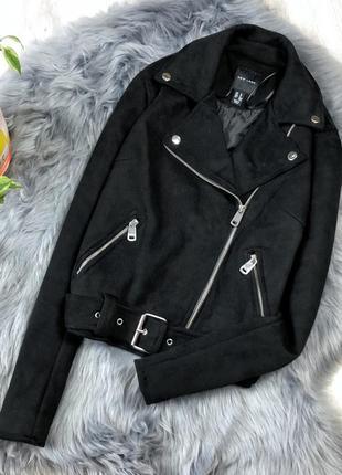 Идеальная замшевая куртка косуха