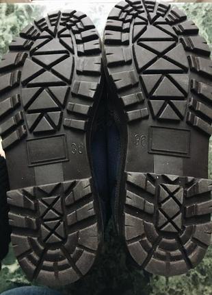 Зимняя обувь giorgio armani. оригинал2