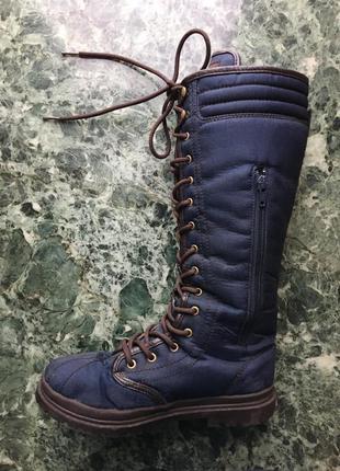 Зимняя обувь giorgio armani. оригинал1