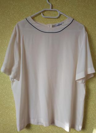 Valentino блуза, блузка, рубашка италия, шелковая винтажная блуза, ретро, винтаж