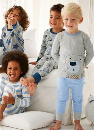 3 пижамы next 3-4 года