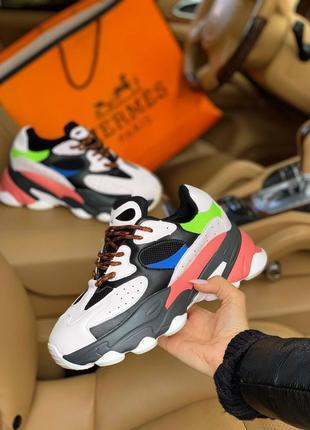 Женские кроссовки/женские белые кроссовки/разноцветные крутые кроссовки