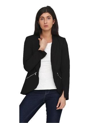 Пиджак без застежки