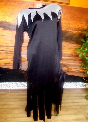 Маскарадное платье на хээлоуин от 40 до 46 р цена снижена
