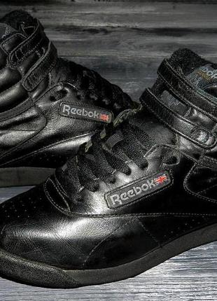 Reebok freestyle  кроссовки