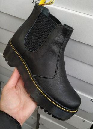 Ботинки на плотформе, размер 38