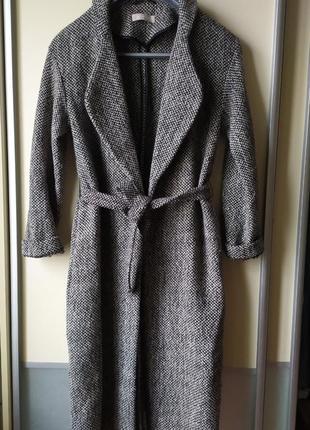 Базовое пальто stefanel