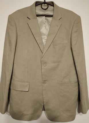 M 48 butler and webb пиджак блейзер жакет бежевый