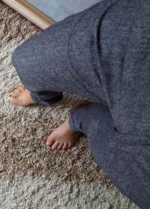 Твидовые брюки слимы burton skinny fit англия