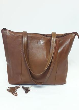 Кожаная сумка ~ rowallan ~