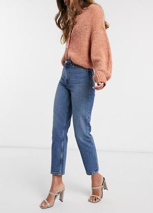 Прямые джинсы asos