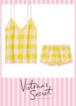 ⬇️цена тает, весна близко🌷комплект пижама маечка топ шортики