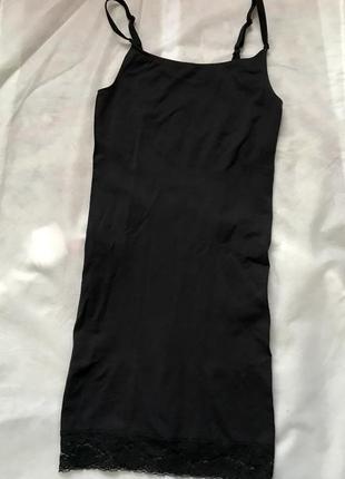 Утягивающее белье { платье} боди