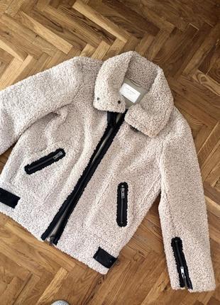Куртка авиатор zara