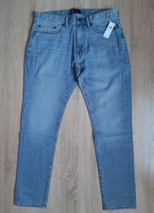 Мужские зауженные джинсы gap