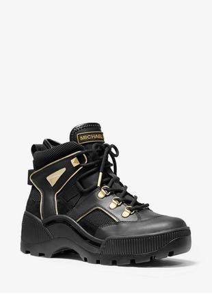 Крутые демисезонные ботинки michael kors оригинал 39/25.5