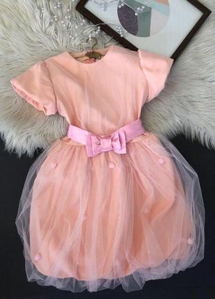 Красивое платье для девочки всего 230 грн