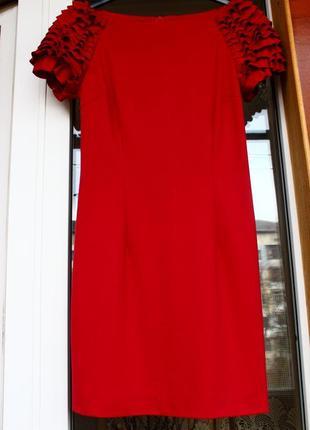 Новое,платье,плаття, сукня, красное, червоне,
