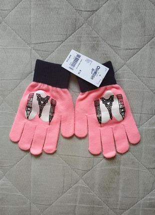 Перчатки oshkosh 4-10 лет