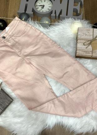 Стильные брюки от h&m на девочку 9-10 лет