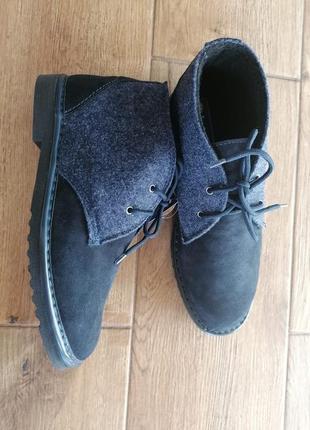 Шикарные ботинки. inblu