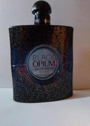 Yves saint laurent black opium intense 5 мл пробник