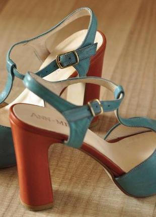 Кожаная обувь2 фото