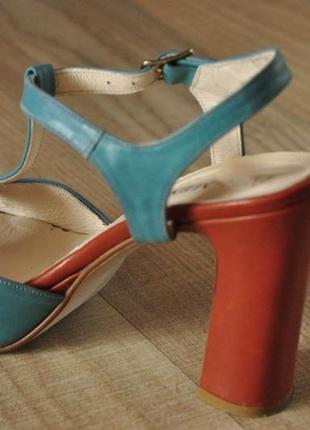 Кожаная обувь4 фото