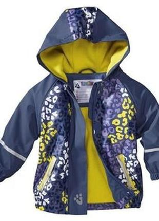 Куртка-дождевик lupilu(германия).