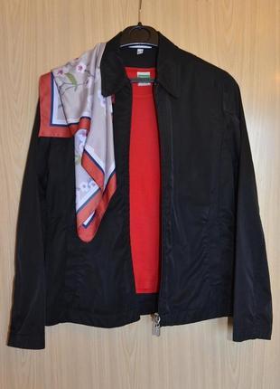 Стильная ветровка esprit, комфортная легкая куртка, размер м