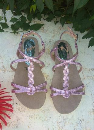 Новые сандалии босоножки tamaris с системой touch it р 36