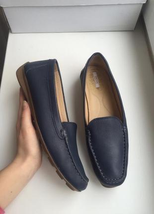Geox respira 39 р мокасини, туфлі, балетки/ мокасины, туфли