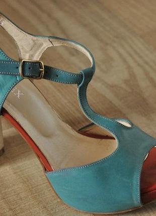 Кожаная обувь5 фото