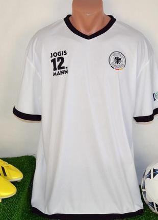 Футбольная спортивная футболка сборной германии dfb nivea for men jogis mann 12 этикетка