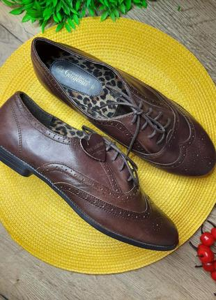 Кожа, шикарные туфли/лоферы