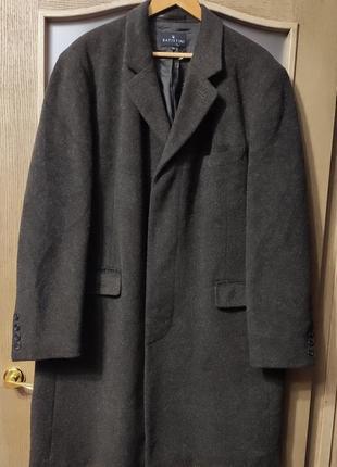 Batistini мужское классическое шерстяное пальто